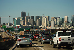 San Francisco Traffic Congestion