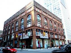 ON, Toronto - Yonge & Shuter