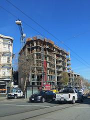 San Francisco new construction