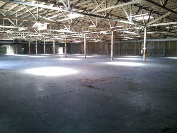 Large Warehouse With Parking Lot - 100 Paul Avenue  - San Francisco, CA
