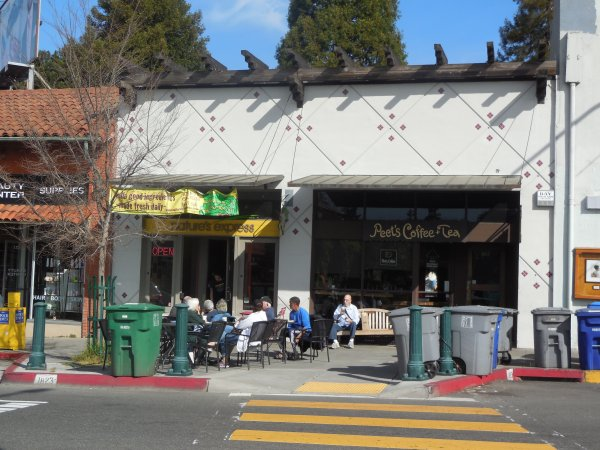 Retail Food Use - Solano Ave