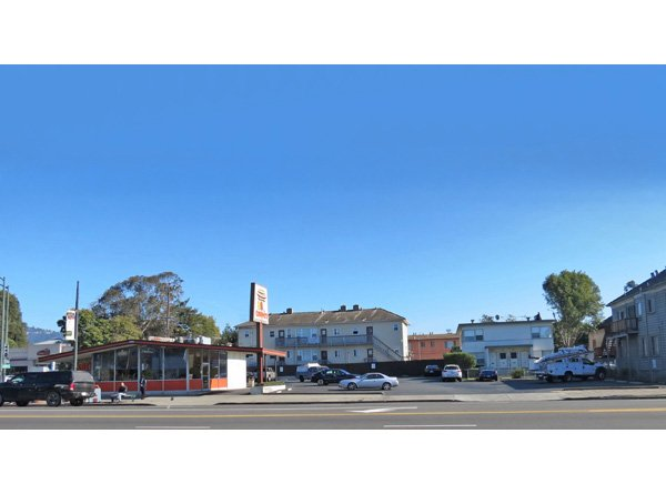 NORTH OAKLAND - DEVELOPMENT OPPORTUNITY - 5426 - 5440 Telegraph Ave Oakland, CA