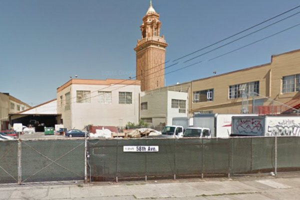 Industrial property for lease - 1341 58th Avenue Oakland, CA&nbsp;<font color='red' style='font-weight: bold;'>*</font>