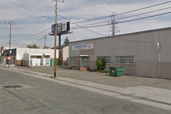 Industrial property for lease - 2211 Frederick Street Oakland, CA&nbsp;<font color='red' style='font-weight: bold;'>*</font>