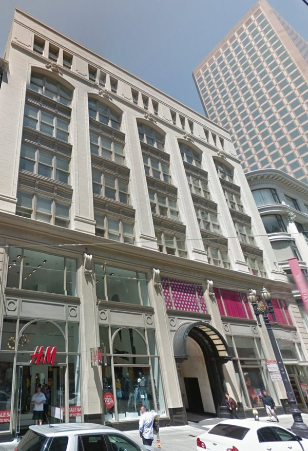 150 Post St San Francisco Ca 94108 Shared Office Suite For Sublease