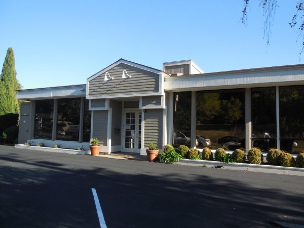 Mill Valley Identity Office Building