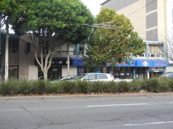 Van Ness Avenue Development Site