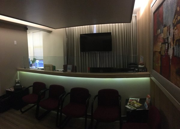 Shared Medical Space for One Doctor