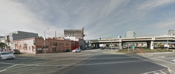 Great Industrial or Retail Space In SOMA - 704-708 Bryant Street San Francisco, CA