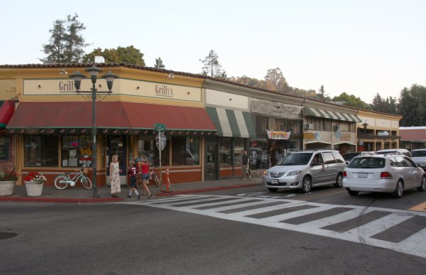 Marin County Mixed Use Investment Property - 1-21 Bolinas Rd Fairfax, CA