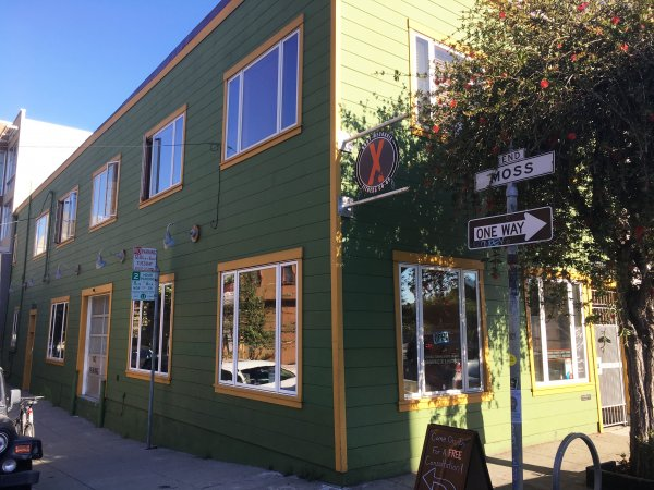 Creative Boutique Building For Sublease