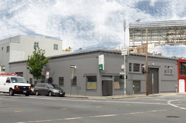 Great Industrial or Retail Space In SOMA
