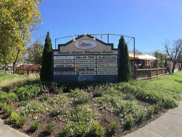 Rancho Cotati Shopping Center