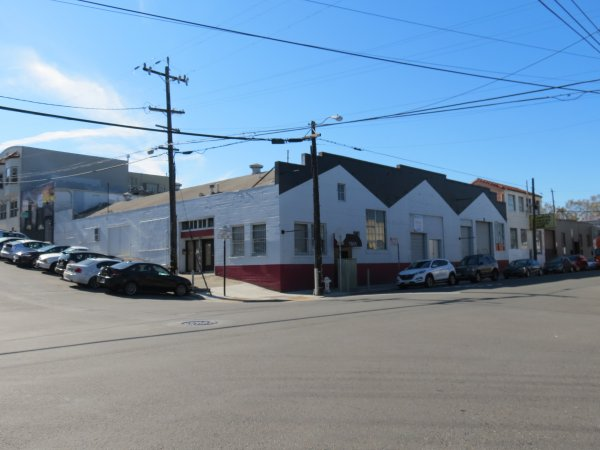 Potrero Hill Industrial Flex Space