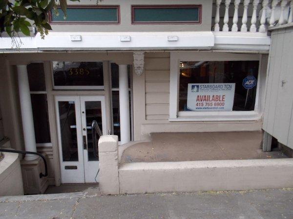 Mission District Retail or Restaurant