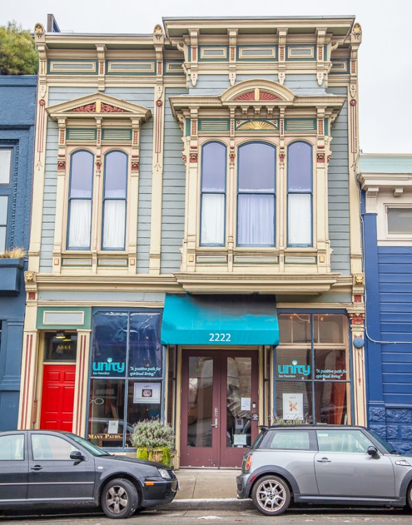 Victorian Office in Lower Pac Heights!