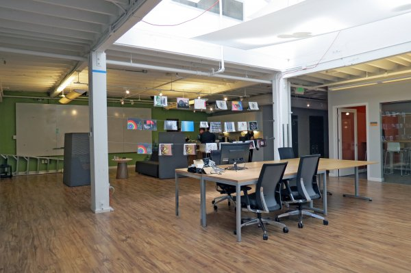 North Waterfront Office Space For Lease