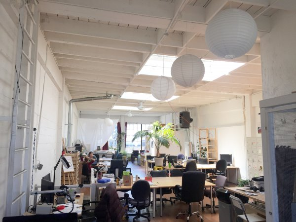 Charming SOMA Creative Space
