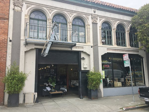 Prime Retail on Folsom Street in SoMa!