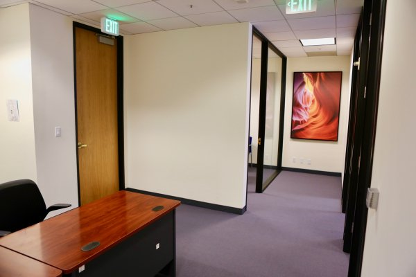 Highrise Office Available For Sublease