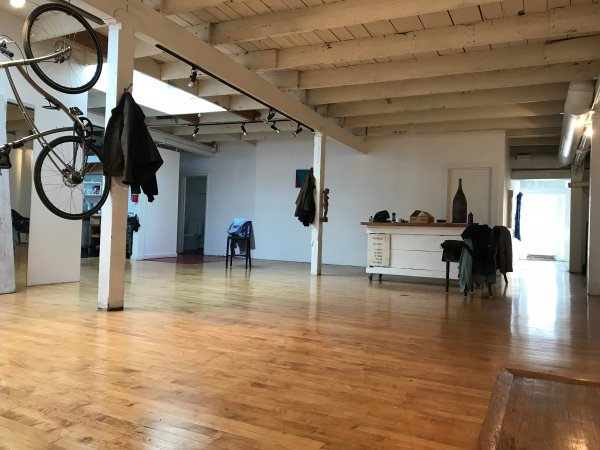 Crafted Creative Space Available