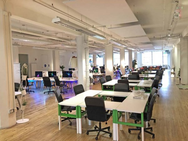 SOMA Creative Sublease | Flexible Term!