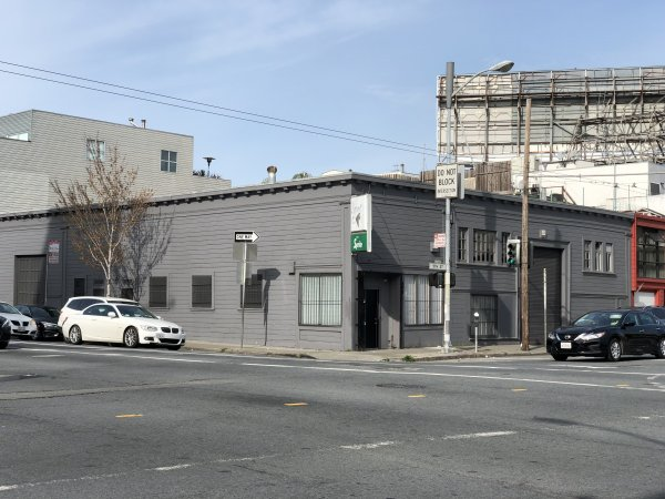 SOMA Building For Sale