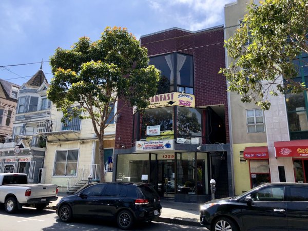 Prime North Beach Office Space Available