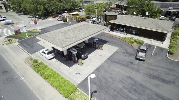 Gas Station & Real Estate For Sale