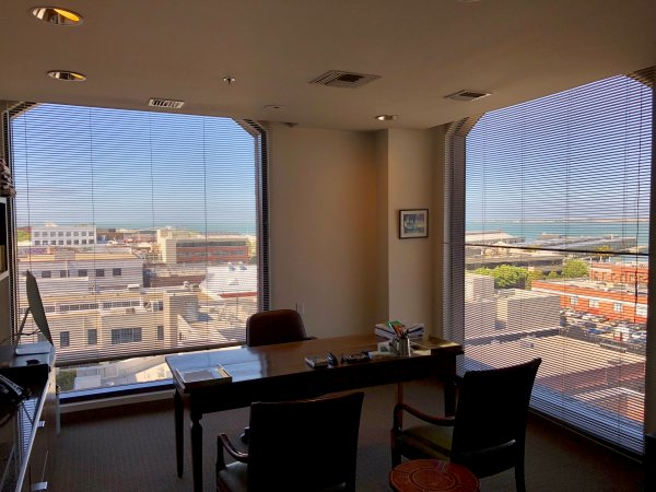 Sublease Top Floor Private Offices