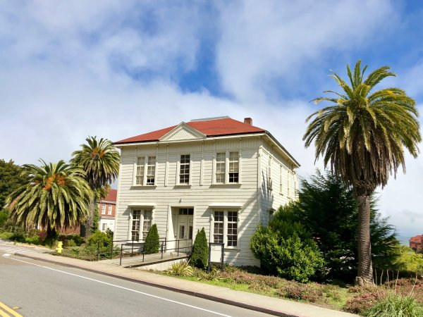 Full Building Sublease in the Presidio