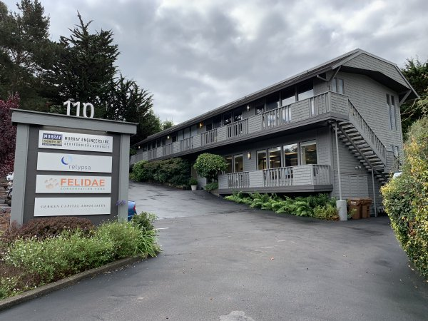 Rare Office Space in Mill Valley