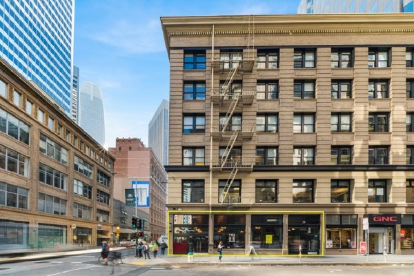 Prime FiDi Corner Business & Lease Sale