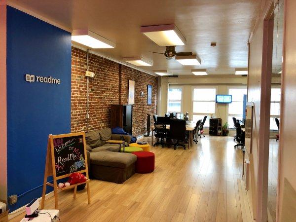 Full Floor Office Space // FIDI