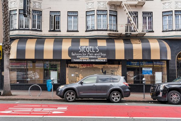 Retail Space In The Heart of The Mission