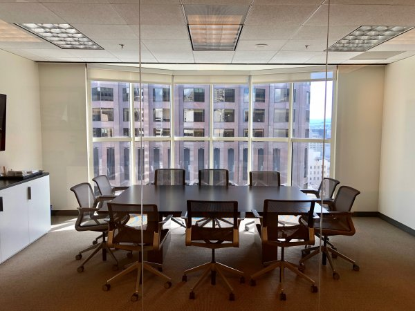 Class A Window-Lined Professional Office
