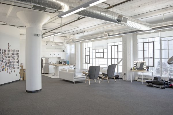 Sublease at Mission Street Tech Center
