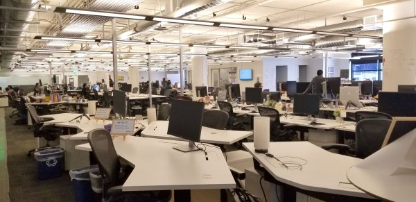 Plug & Play Creative Space For Sublease