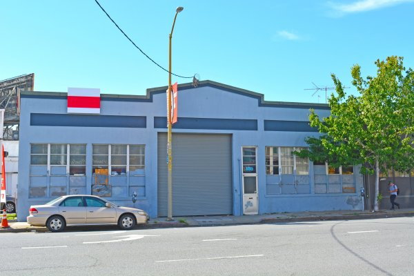 For Lease 580 Bryant Warehouse