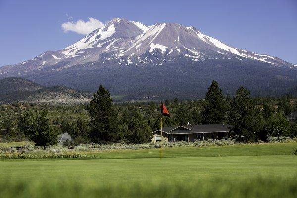 Mt Shasta Golf Course Plus Land Dev Opp