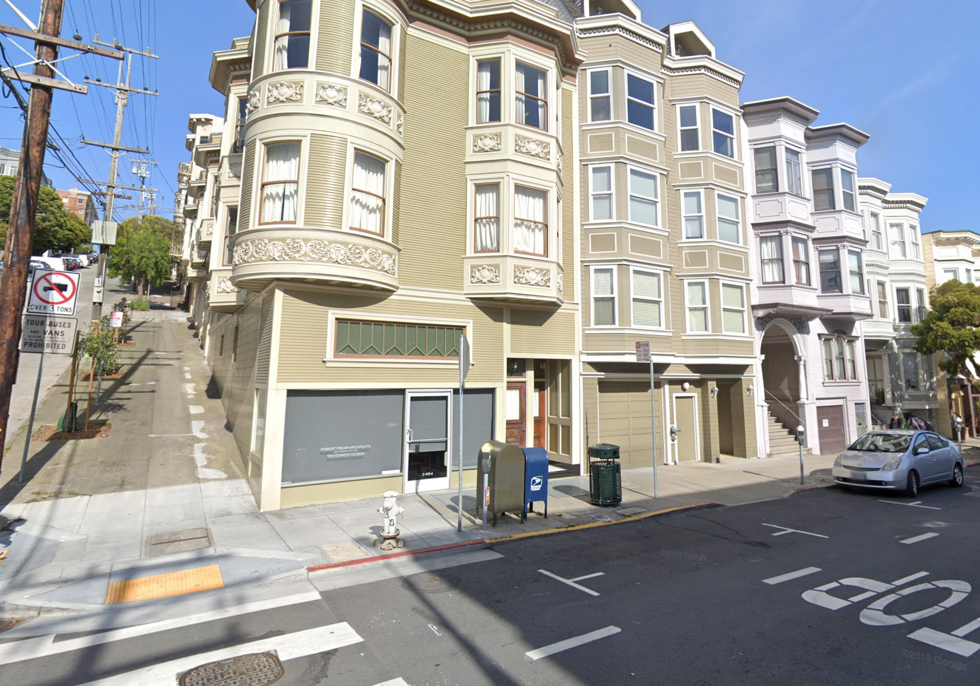 Retail/Office Sublease in Russian Hill