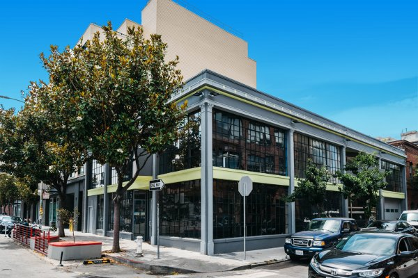 For Lease and Sale! Brainwash Building