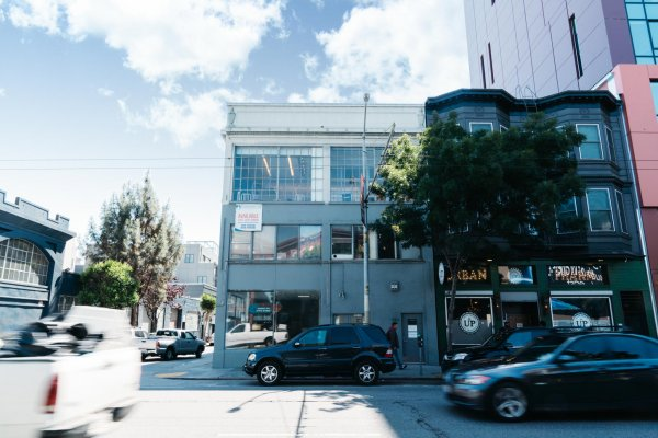 Creative Full Floor Opportunity in SOMA