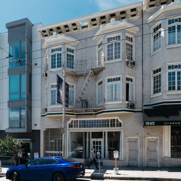 Office For Sale Lower Pacific Heights!