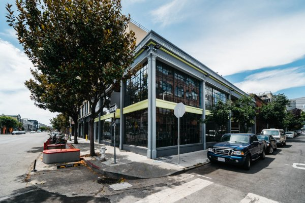 Office/Retail Bldg For Sale in SOMA