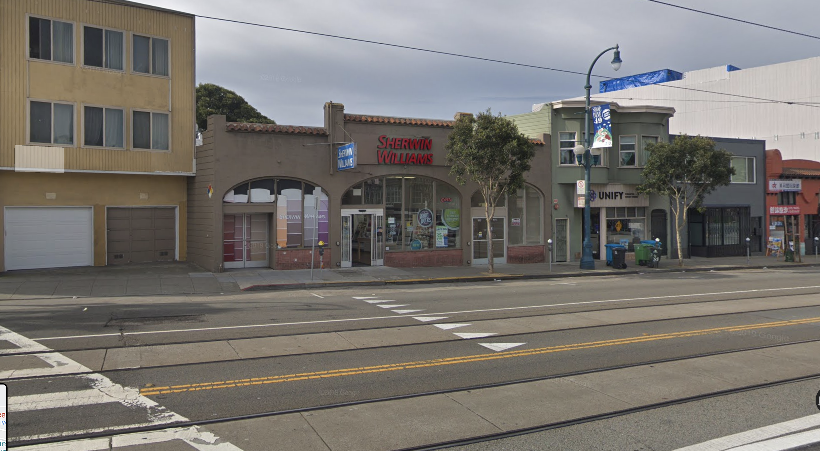 Retail Space in Ocean Avenue Area