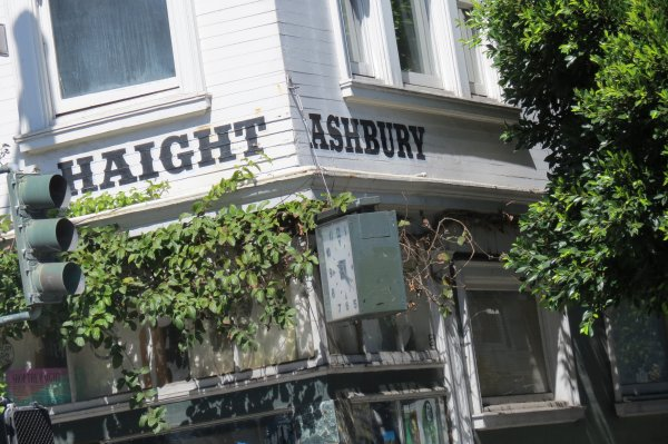 Retail in The Heart of The Haight