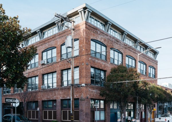 Highly Creative Live/Work Unit in SOMA