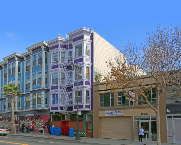 For Sale or Lease in SOMA - 30 SRO