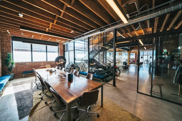 Brick & Timber For Lease in SOMA